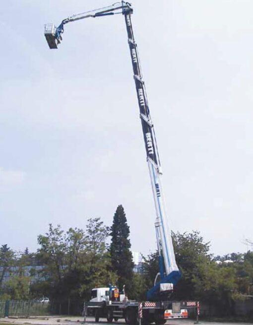 Piattaforma AUTOCARRATA-c103