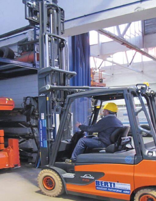 Noleggio Carrello Elevatore Senza Operatore - C257