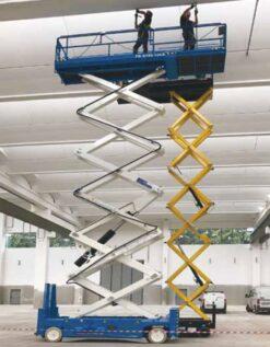 Noleggio Piattaforma aerea VERTICALE-c266