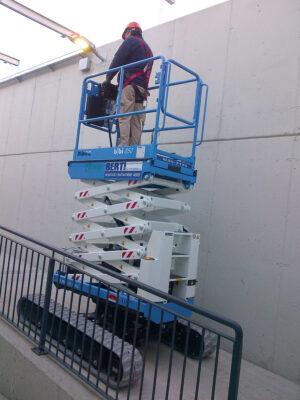 noleggio piattaforme verticale